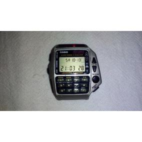 7fb35283520 Relogio Casio Wrist Remote Controller Masculino - Relógio Masculino ...