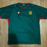 2f943fcc35 Camisa De Camaroes - Camisa Camarões Masculina no Mercado Livre Brasil