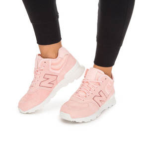 Tenis New Balance 574 Mid Power Pink