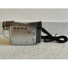 Videocámara Canon Zr90 Minidv Con Zoom Óptico De 22x