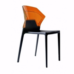 Silla Modelo Ego Color Negro Muebles Mary