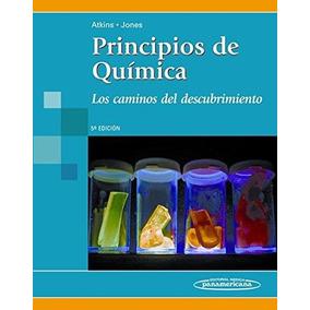 Principios Química De Atkins Jones Ed: 5ª - 2012 Medicapana