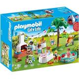 Playmobil 9272 City Life Fiesta En El Jardin Mundo Manias