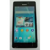 Sony Xperia M2 D2403 8gb Preto C/ Defeito S/ Garantia