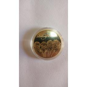 Coleções Preciosas Moedas Comemorat. Rolling Sto., Cod 00132