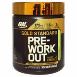 Pré Treino Optimum Gold Standard 30 Doses - Importado Eua