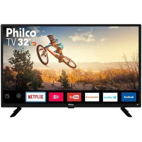 Smart Tv Led 32 Hd Philco Ph32b51dsgwa Com Wi-f Em Natal-rn