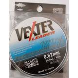 Linha Vexter Leader Lider Fluorcarbon 0,62mm 50m 44lb