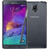 Celular Samsung Galaxy Note 4 32gb Demo Pantalla Sombra