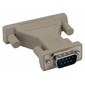 Adaptador Serial Db9/m - Db25/f