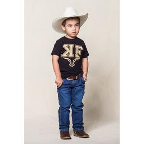 Calça Jeans Infantil King Farm Carpinteira Blue