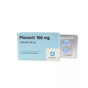 Plenovit 100 Mg X 4 Tabletas.