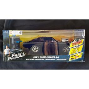 Rapido Y Furioso - A Control Remoto-dodge Toreto - Jada Toys