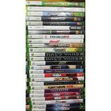 Remate Juegos Xbox 360 Originales