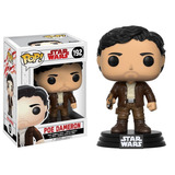 Funko Pop Poe Dameron 192 - Star Wars The Last Jedi