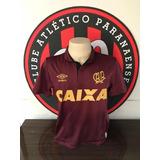 Camisa Atlético Paranaense 90 Anos , De Jogo