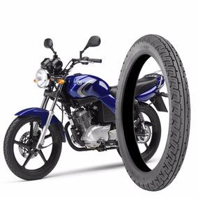 Pneu Moto Cg/titan/fan 2.75-1 Dianteiro C/ Camara Technic