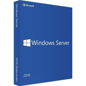 Windows Server 2016 Standard Licencia Original