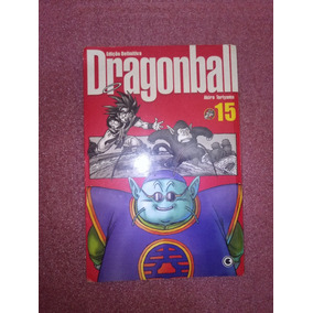 Manga Dragon Ball Z - Vol. 15 - Edição Definitiva - Raro