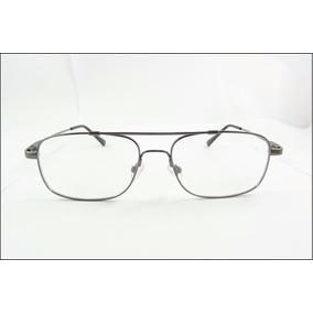 Armação Aviador Titanium - Óculos no Mercado Livre Brasil 609abcc1f3