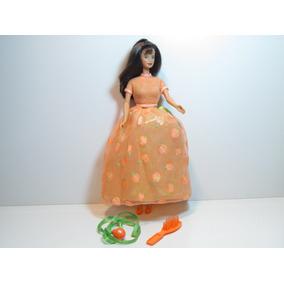 Barbie Fruits Fantasy. Original De Mattel.