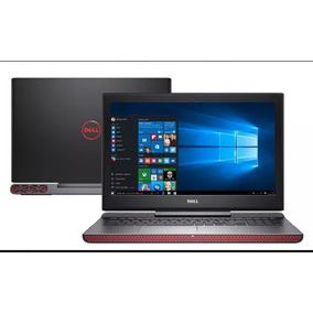 Notebook Dell Gaming I7 Gtx 1050 Ti+capa,controle,ssd 240gb