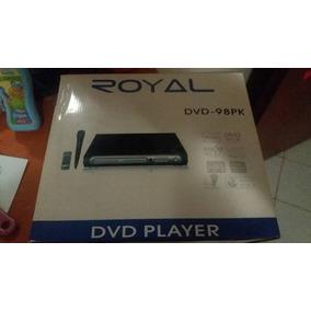 Dvd Royal Con Control Y Microfono