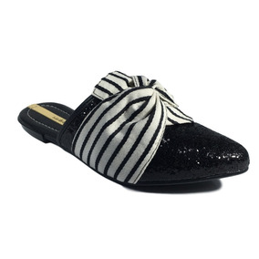 4437ff473 Sapatilha Moleca Glitter Preta Moleca Preta - Sapatos no Mercado ...