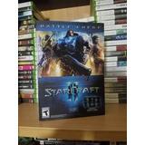 Starcraft Ii Battle Chest Incluye Trilogia Español Nuevo Pc