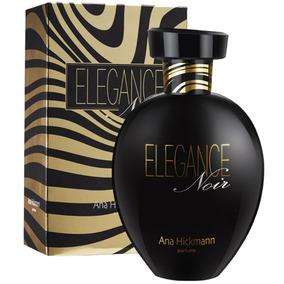 ba5a7ff0a9f0e Perfume Elegance Noir - Perfumes no Mercado Livre Brasil