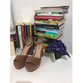 251e0b7fb Salto Alto Stiletto Feminino Tamancos - Sapatos no Mercado Livre Brasil