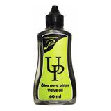Óleo Lubrificante P/ Pistos E Válvulas Valve Oil Up 60 Ml