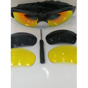 a6a557c560c0b Lupa Oakley Thump Fone Bluetooth + 2 Lentes De Brinde