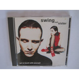 Swing Out Sister Get In Touch With Yourself Cd Original 1992