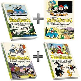 Pato Donald Carl Barks: Hondorica; Perneta; Bruxas; Cidade F