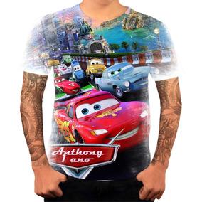 7f9c53dadf Decalque De Carros Corrida - Camisetas e Blusas no Mercado Livre Brasil
