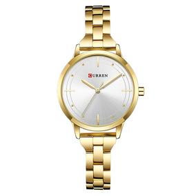 c76abeef8cf Relógio Bvlgari B.zero 1 Ladies Watch Dial Azul Ref  bz 22 S. Usado - Rio  de Janeiro · Curren 9019 Small Dial Casual Ladies Wrist Watch