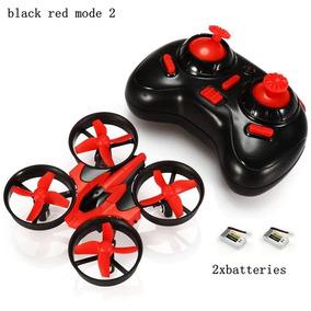 Mini Drone E010 Eachine Vermelho 2 Baterias + Frete Grátis *