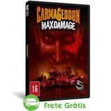 Carmageddon Max Damage Pc Edição Especial Mídia Física