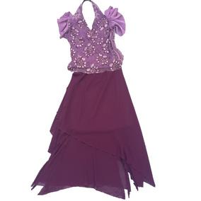 8ae981055c Vestido Casamiento Dia - Vestidos de Mujer Violeta oscuro en Mercado ...