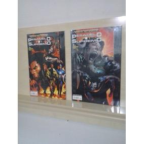 Marvel Millennium - Pesadelo Supremo Minissérie/completa