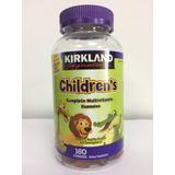 Multivitaminico Para Niños Kirkland (160 Gomitas)