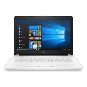 Notebook Hp 14-bs021la Blanco