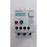 e0b1cac5d68 Relé Térmico Siemens Sirius 3ru11 26 De 7-10amp