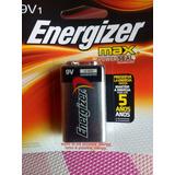 Pila Cuadrada 9v Energizer Original!!! De Remate Muy Barata!
