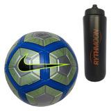 b5ec420267 Kit Bola De Futebol De Campo Neymar Strike Nike + Squeeze