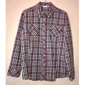 Camisa Para Dama Marca Lee Talla L Usada
