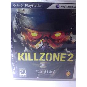 Killzone 2 Ps3 Mídia Física Usado