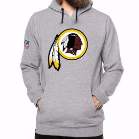 Blusa De Moletom Washington Redskins - Blusa Índio Nfl Dtg b0b5d255f220b