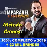Método Cronos 2019 (10 Módulos) - Wendell Carvalho + Brindes
